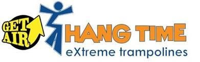 Hang Time Extreme Trampolines logo