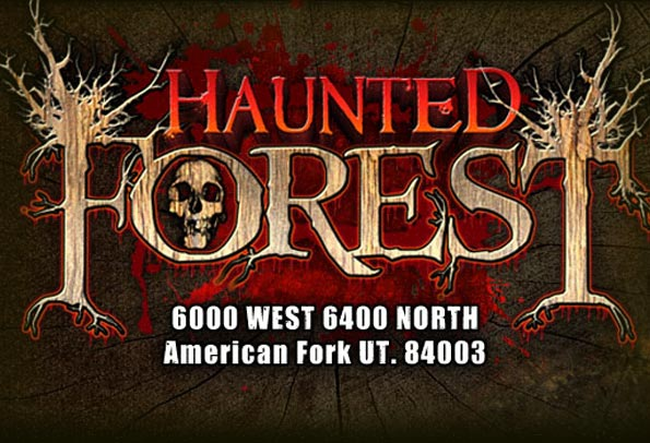 Haunted Forest logo